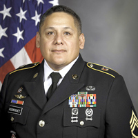 2017 Archived Warrior : Sgt First Class Domingo Rodriguez, U.S. Army