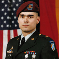 2017 Archived Warrior : Cpl James 'Eric' King, U.S. Army